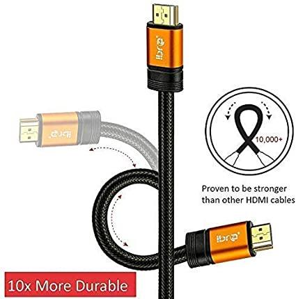 Cable hdmi para 4k