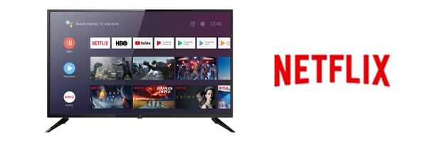 Ver netflix desde smart tv